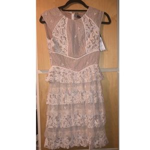 Beautiful Lace BCBG MaxAzria Dress with tags!!